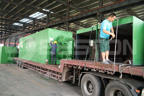 BLL-20 Tire Recycling Machine for Sale