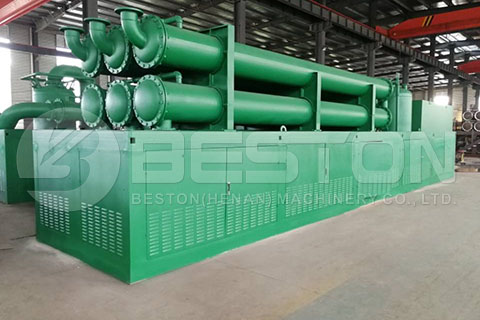 Continuous Tyre Pyrolysis Plant to the Philippines