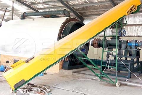 Feeder of Waste Tyre Oil Plant
