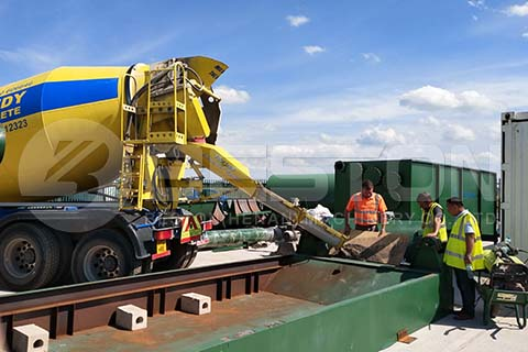 Waste Tyre Oil Plant Installation in UK