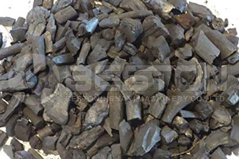 Wood Charcoal Making Machine Product