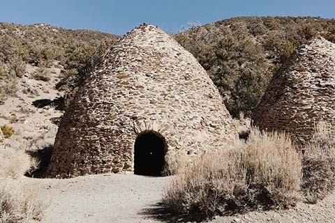 Abandoned Charcoal Kiln
