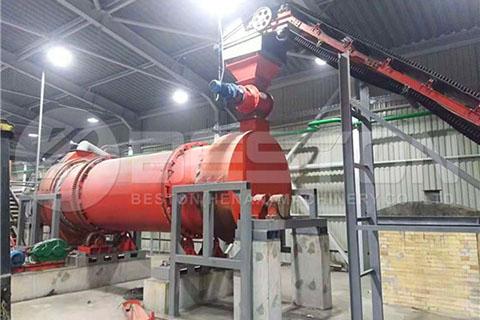 Biomass Pyrolysis Plant in Ukraine