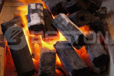 Charcoal as Fuel