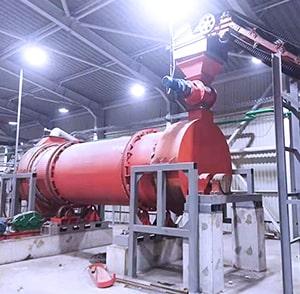 Biochar Production Equipment in Ukraine
