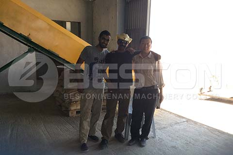 Beston Engineer in Jordan