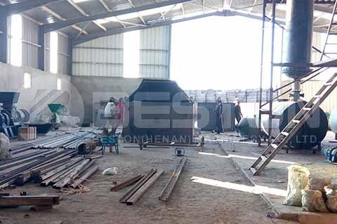 Installation Site in Jordan