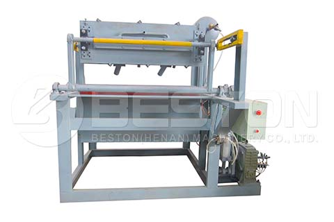 One-side Egg Tray Machine