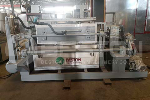 Egg Tray Machine to Bolivia