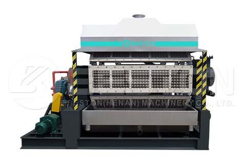 Máquina de moldeo de pulpa