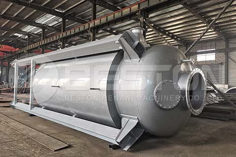 Oil Distillation Machine