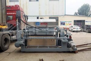 Egg Tray Making Machine to Indonesia