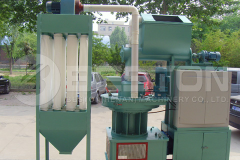 Biomass Pellet Making Machine Design