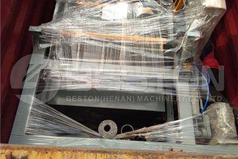 Pulp Molding Machine to Ukraine