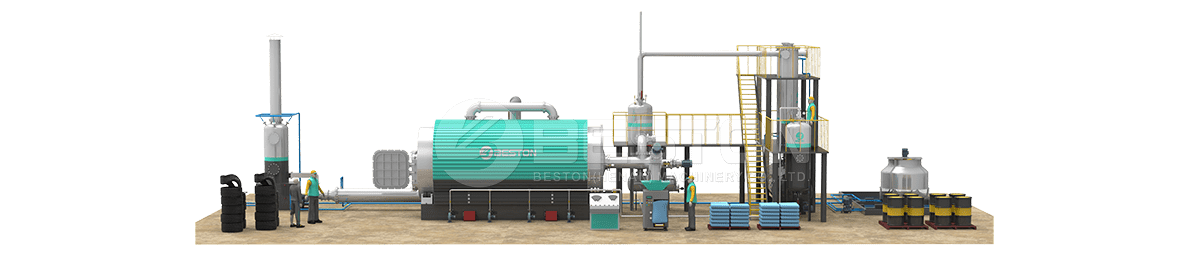 How Much Does A Pyrolysis Plant Cost
