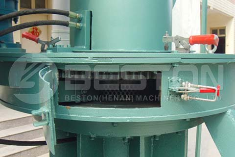 Ring Die Biomass Pellet Machine