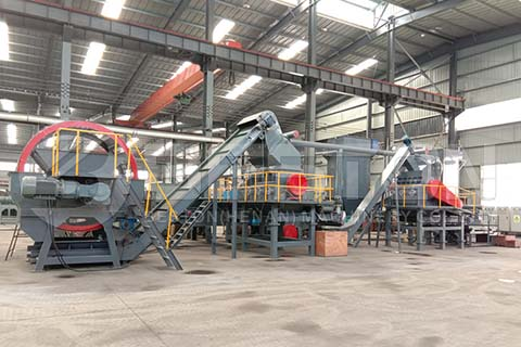 Tire Recycling Business in Spain