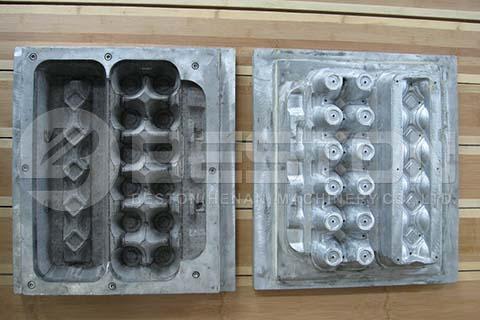 Informe del proyecto de fabricación de bandejas de huevos