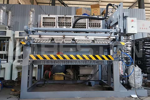 Egg Carton Machine to Botswana