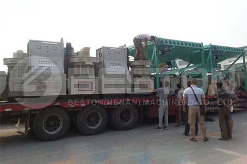 Biomass Pellet Machine for Sale