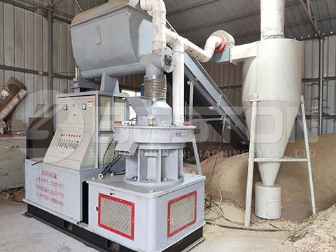 Pellet Press Machine