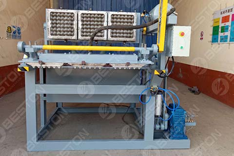 BTF1-3 Egg Tray Machine for Sale
