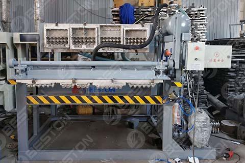 BTF1-4 Pulp Molding Machine