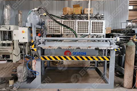 BTF1-4 Egg Tray Machine for Sale