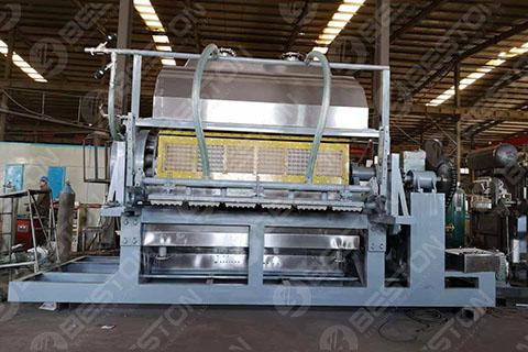 BTF6-8 Pulp Molding Machine