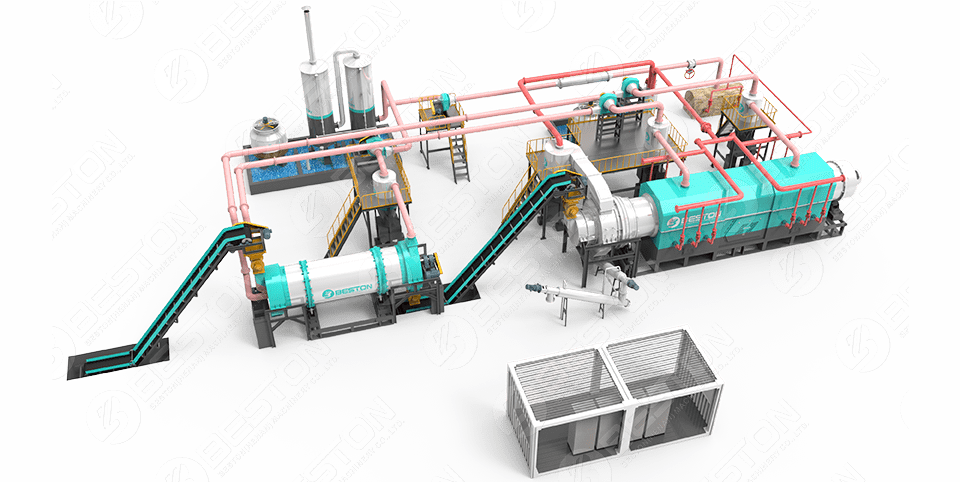 Biochar Production Equipment Design