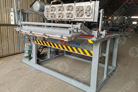 Coffer Cup Tray Machine to Kazakhstan