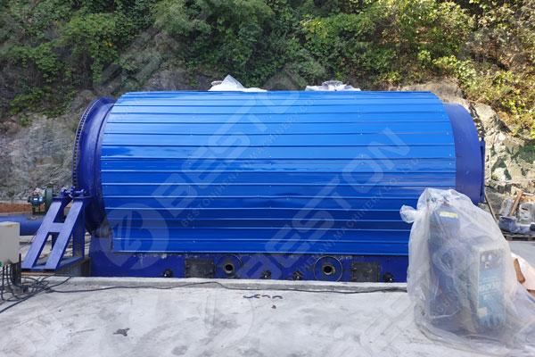 BLJ-20 Pyrolysis Plant For Sale