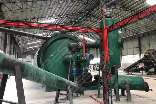 Beston Pyrolysis Machine For Sale in the Philippines