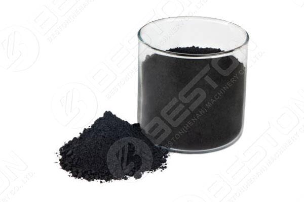 Carbon Black Made By Beston Pyrolysis PlantFor Sale