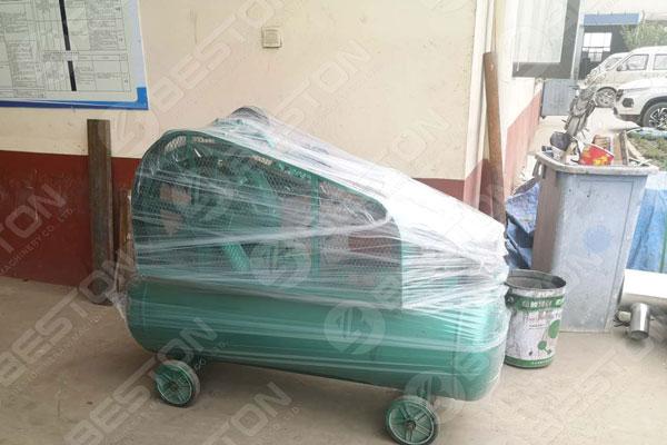 Air Compressor to Nigeria