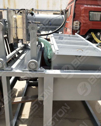 Egg Tray Forming Machine to Poland