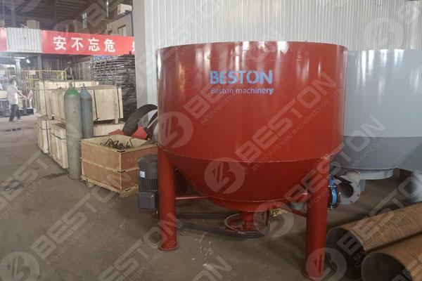 Hydraulic Pulper to Nigeria